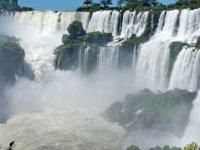 водопады игуасу, аргентина, бразилия