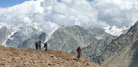 Trekking Almaty