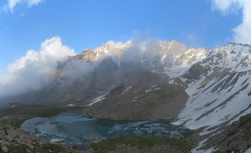 горы Чемолгана