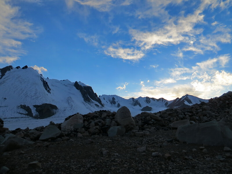 Ледник Богатырь