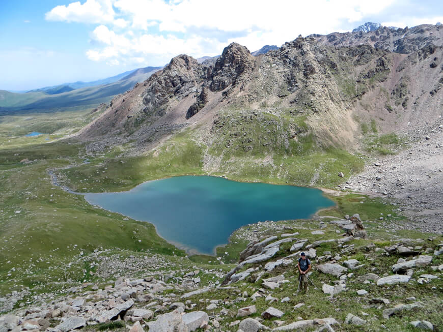 озеро Макталыколь