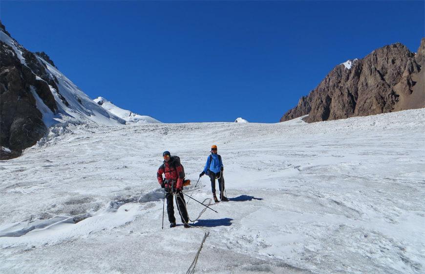 Ледник Корженевский