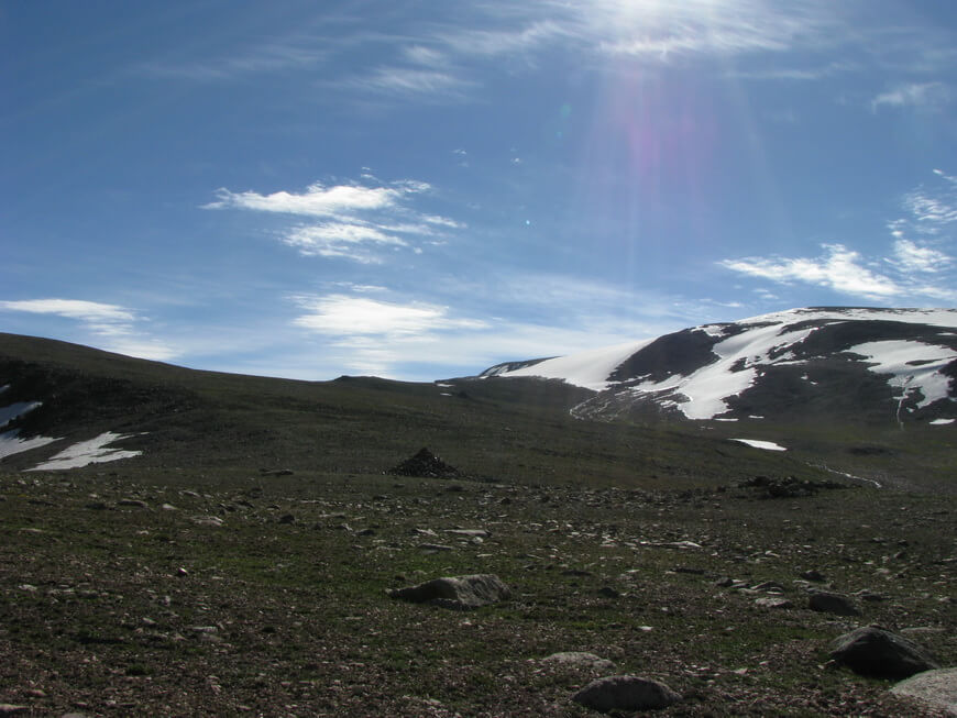 перевал Алматы