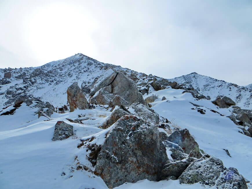 гора Тастау