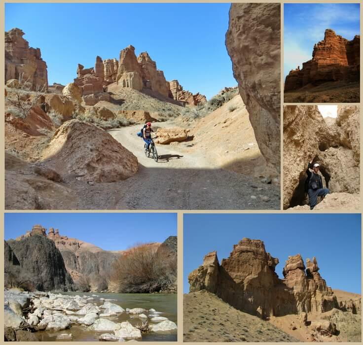 национальный парк Чарын, Чарынский каньон