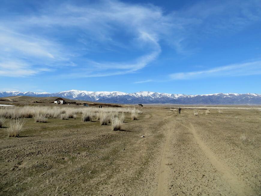 горы Алтынемель