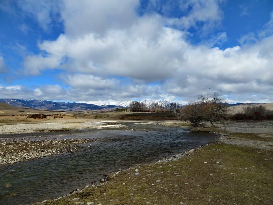 река Борохудзир