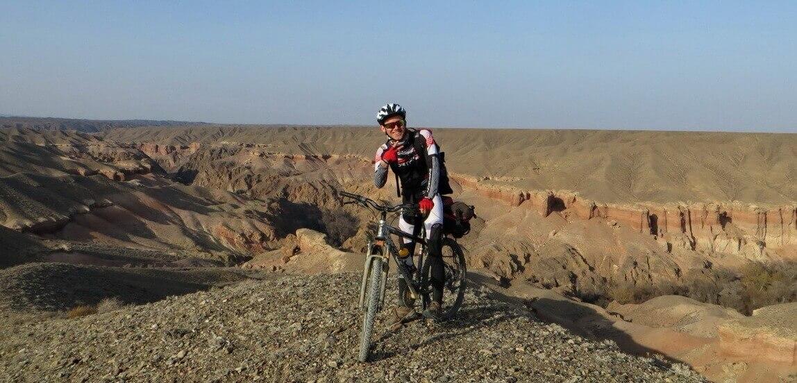каньоны Чарына