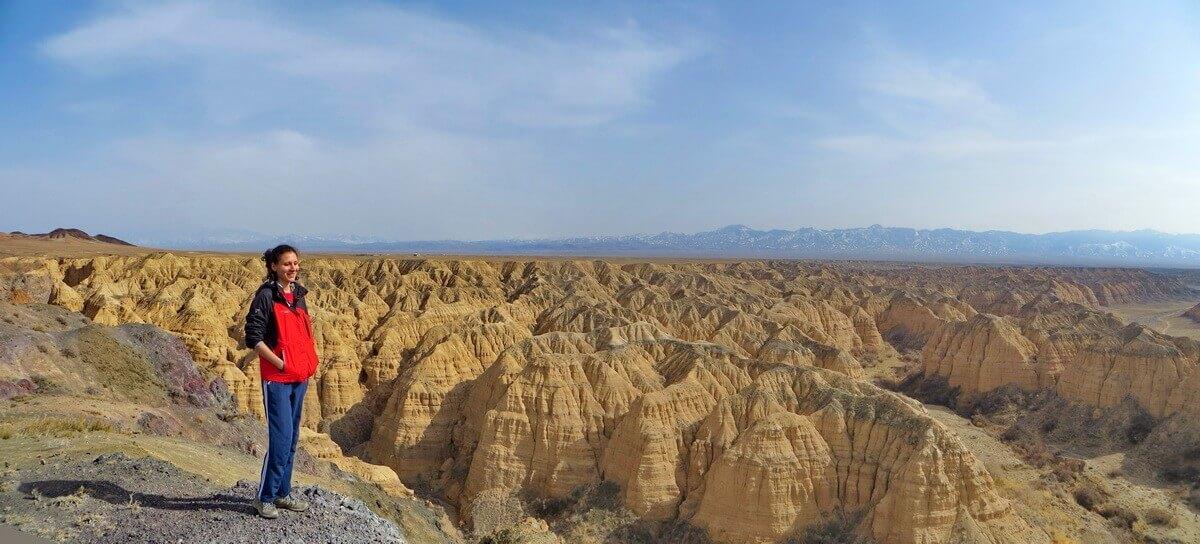 Лунный каньон