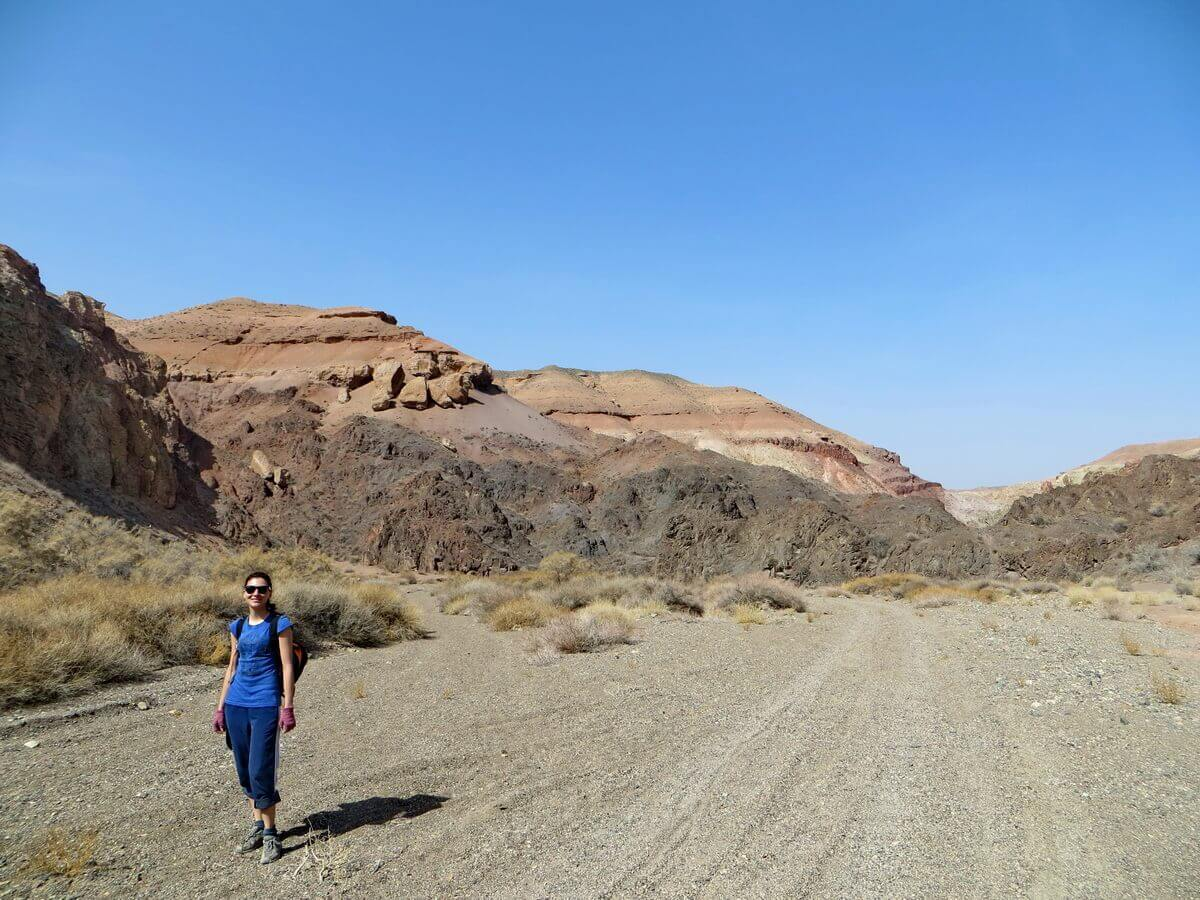 каньон Бестамак
