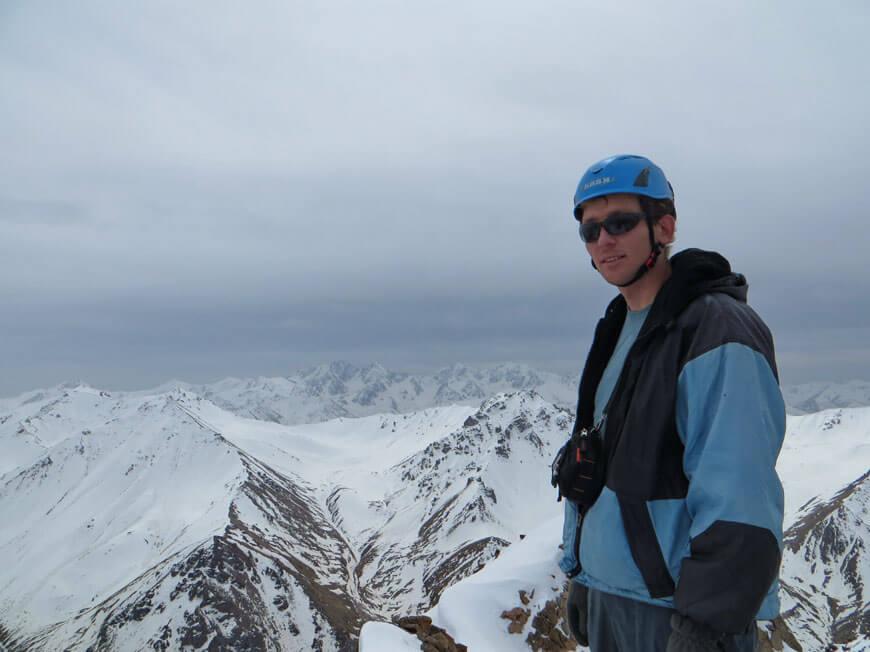 Восхождения на вершины, Каскеленское ущелье