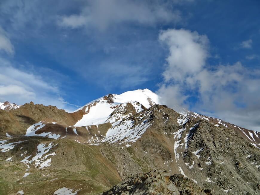 пик Советов, восхождения на вершины