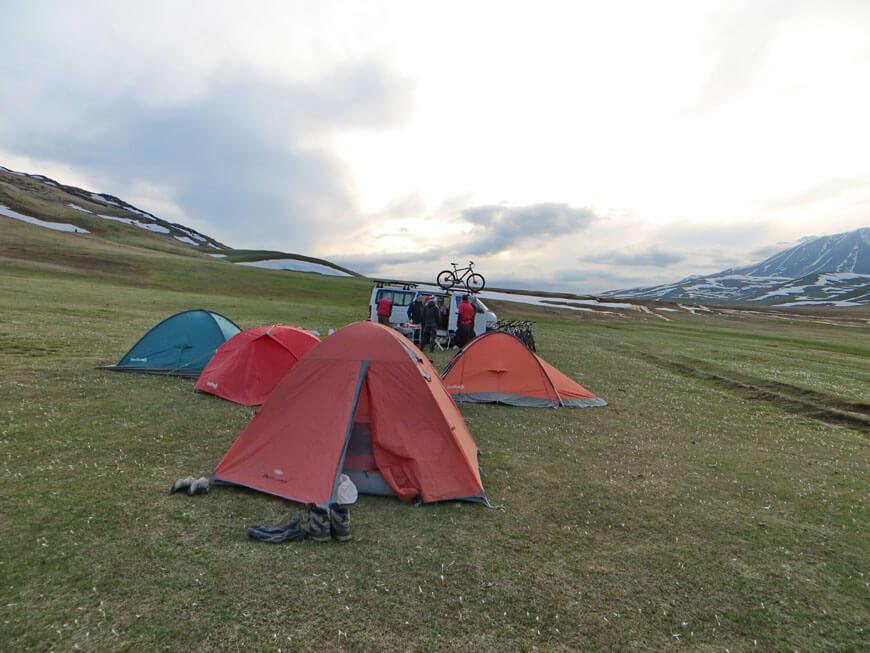 плато Борохудзир, перевал Уйгентас
