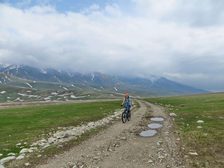 Перевал Уйгентас