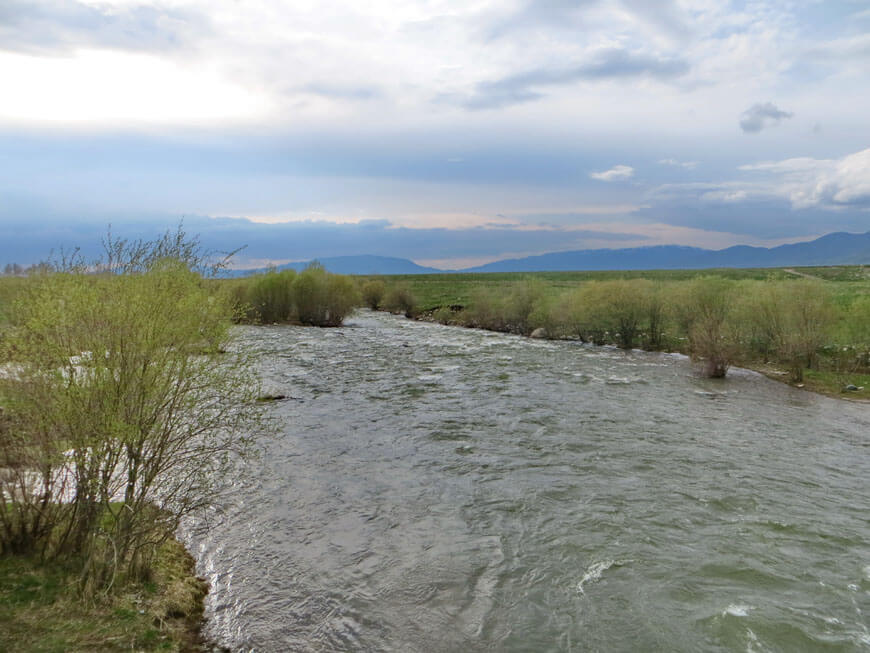 река Кескентерек