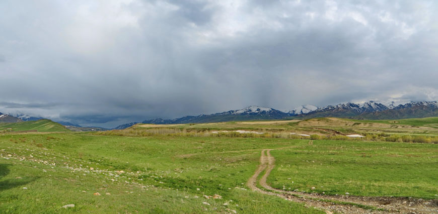 долина Кескентерек