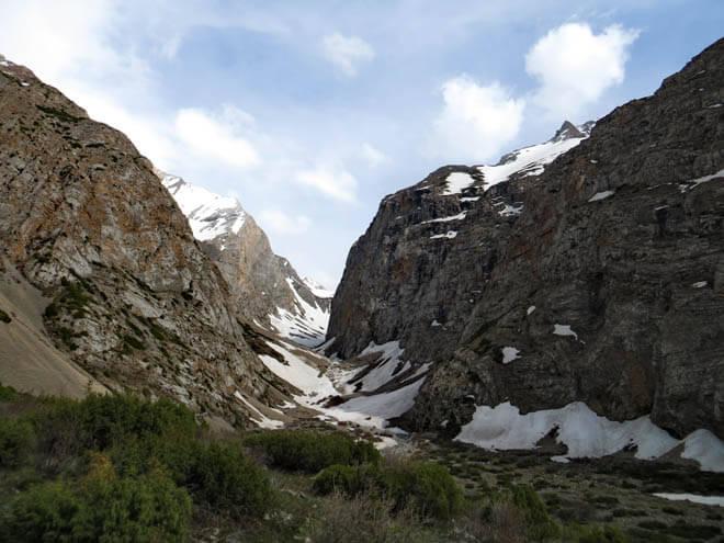 Ущелье Диких Альпинистов