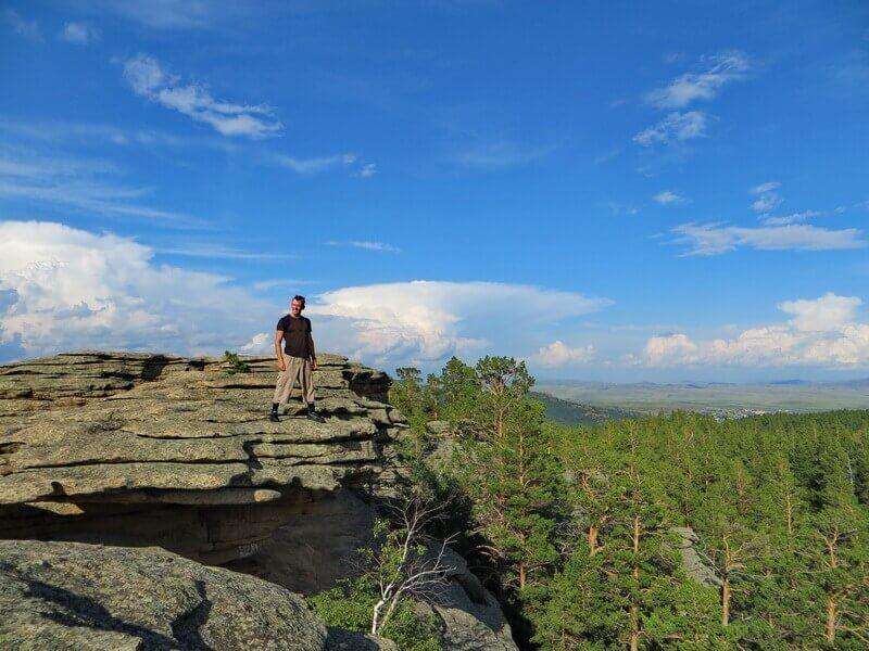 Каркаралинский национальный парк