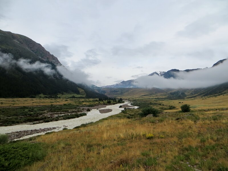 Долина реки Чилик