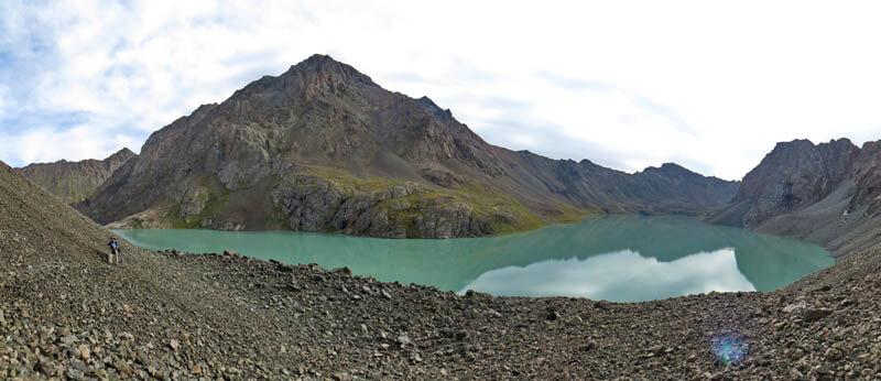 Озеро Алакёль