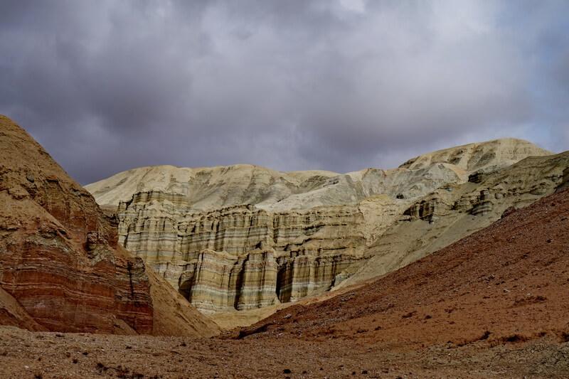 меловые горы Актау, Алтын Емель