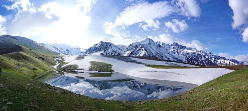 озера Сильбили