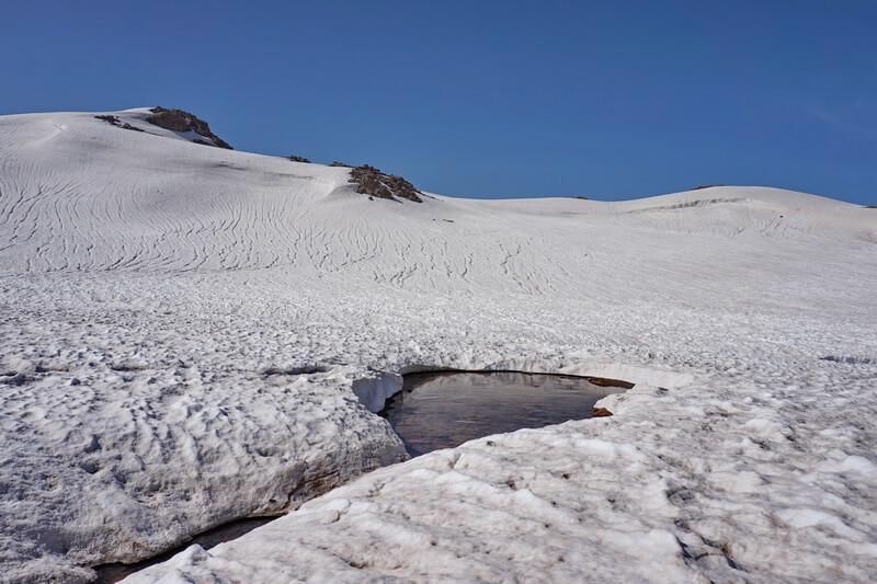 Акбуркан, поход к озеру Сусинген