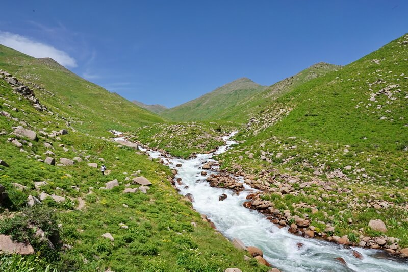Тогытба, поход к озеру Сусинген
