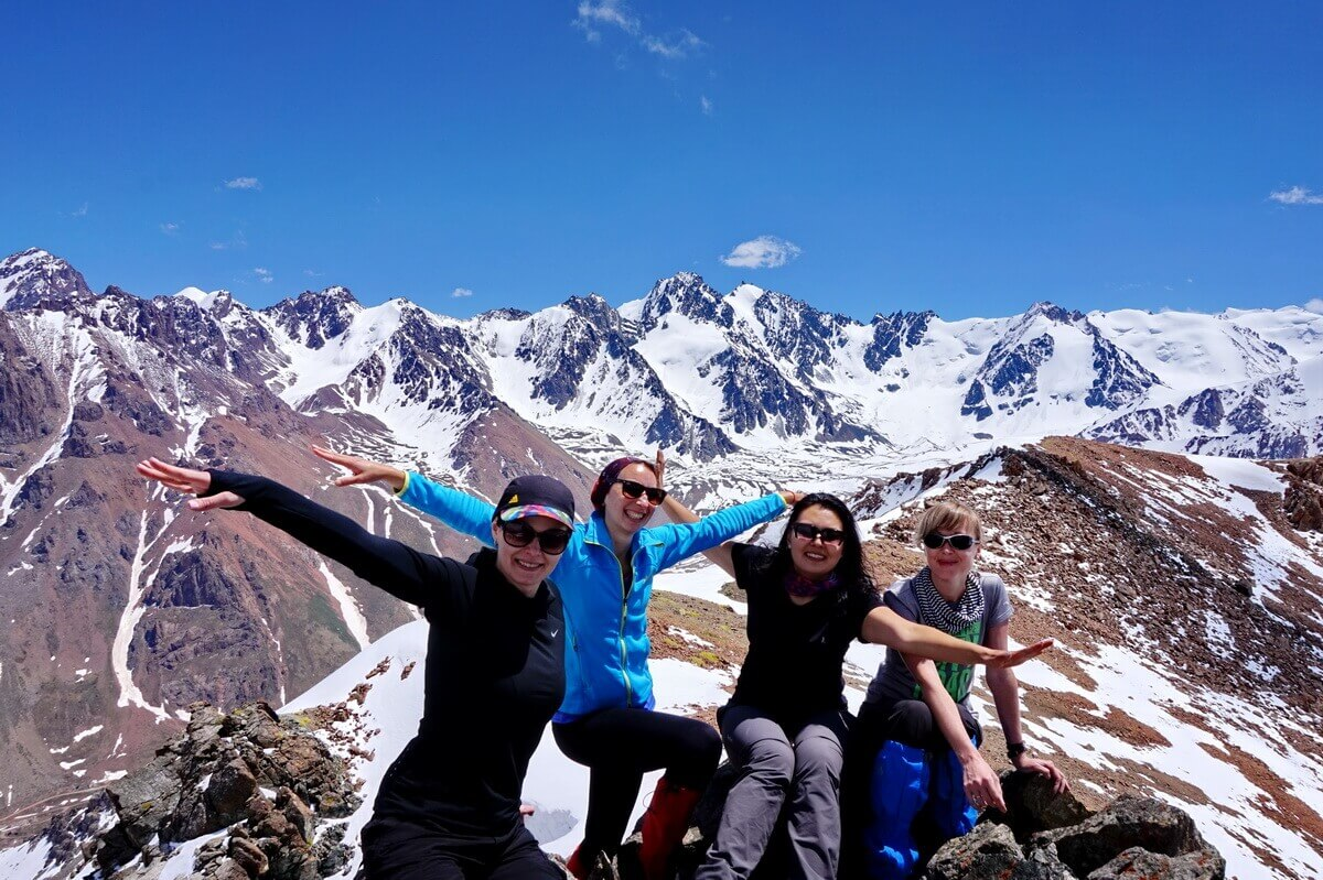 Almaty mountains tour