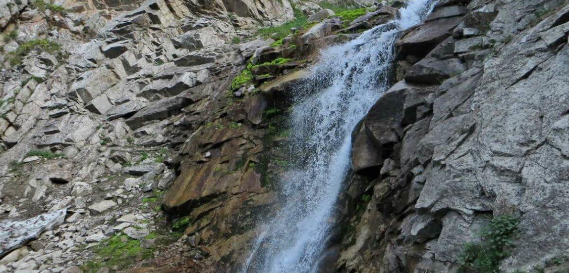 водопад Шукур