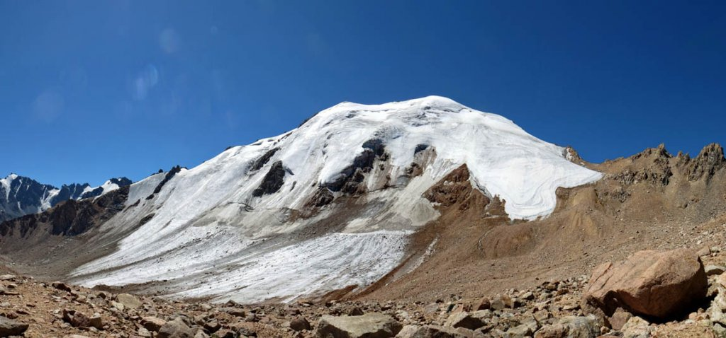 пик Молодежный альпинизм