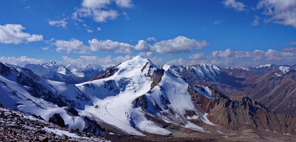 пик Советов альпинизм