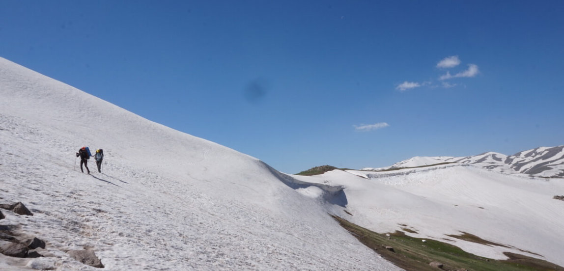 поход на озеро Сусинген
