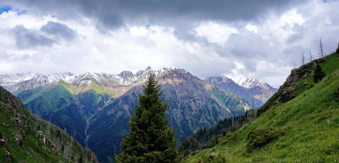 Тур Малая Алматинская кругосветка