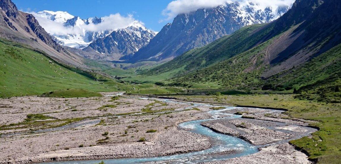 трекинг в алматы, поход по алматинским горам