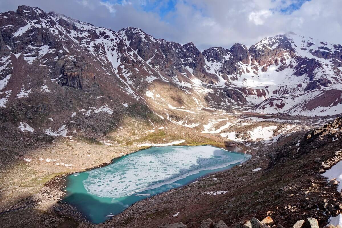 Казачьи озера, тур с гидом