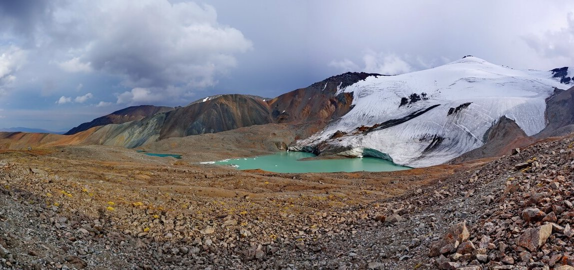 трекинг по тургеню к ледникам и озерам. Походы в горах Алматы