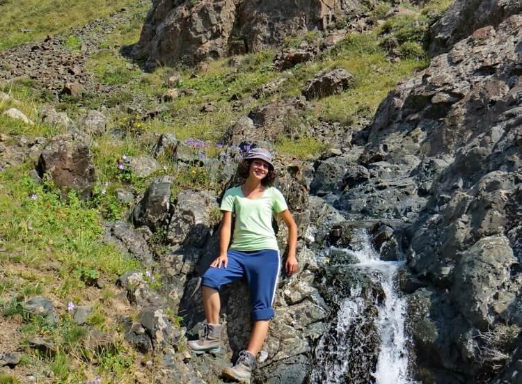 река Сарлысай