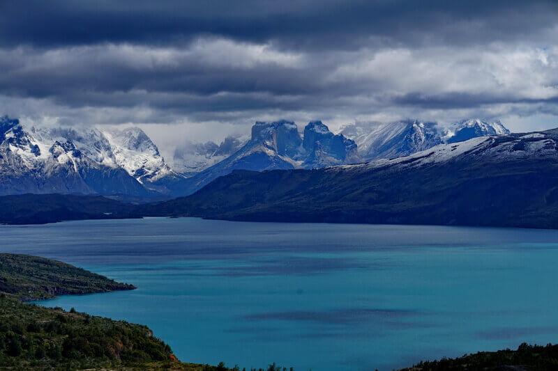 Lago del Toro, Патагония