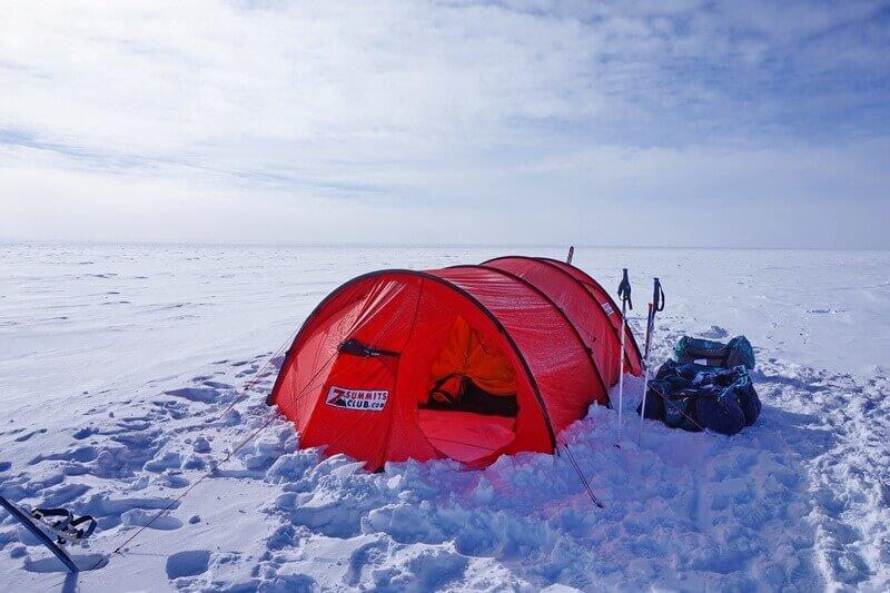 экспедиция на Южный Полюс