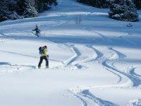 backcountry skiing almaty