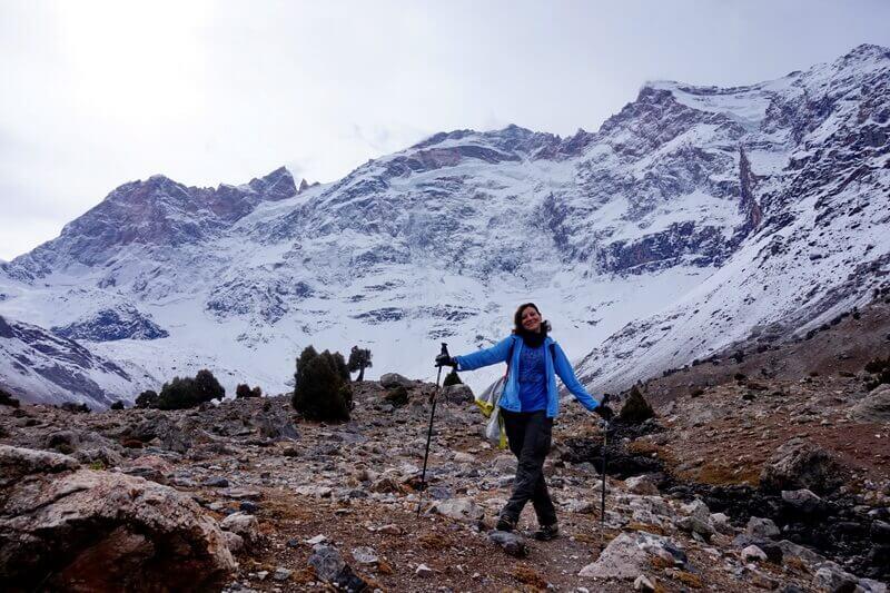Фанские горы, Куликалон
