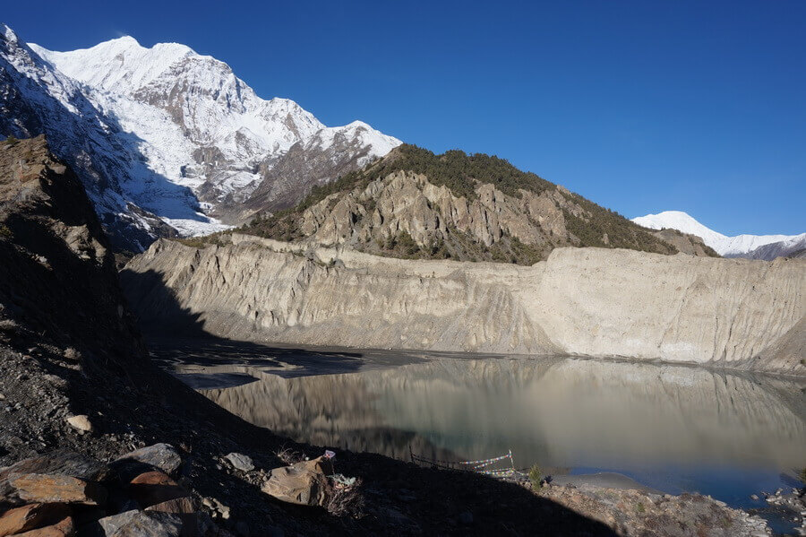 путешествие в Непал, поход вокруг Аннапурны