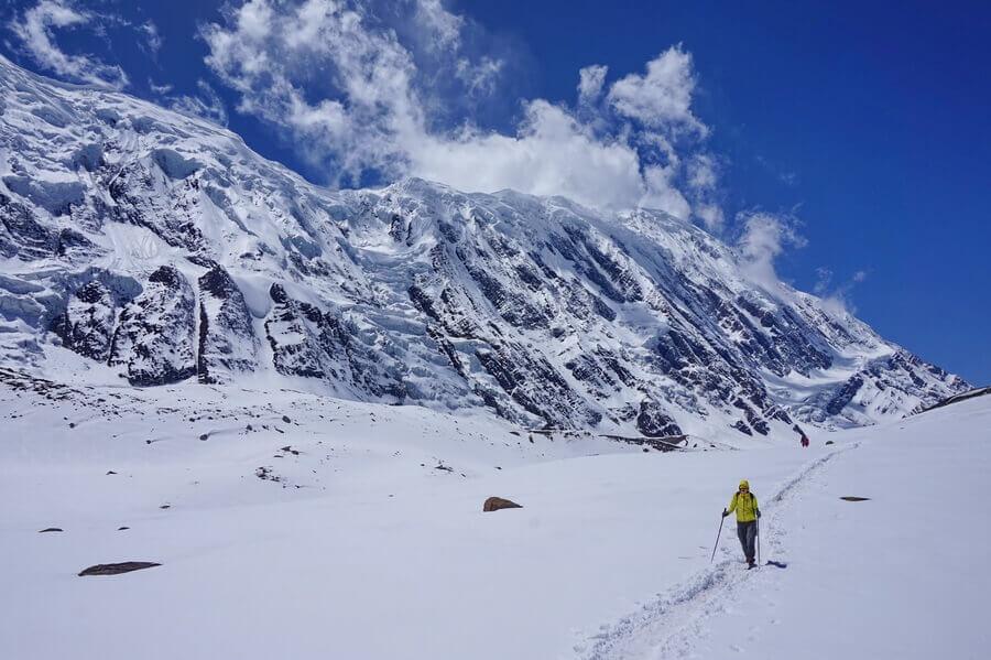 путешествие в Непал, поход к озеру Тиличо