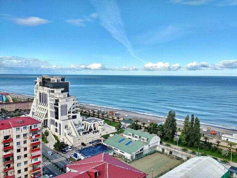 Черное море, Батуми, Грузия