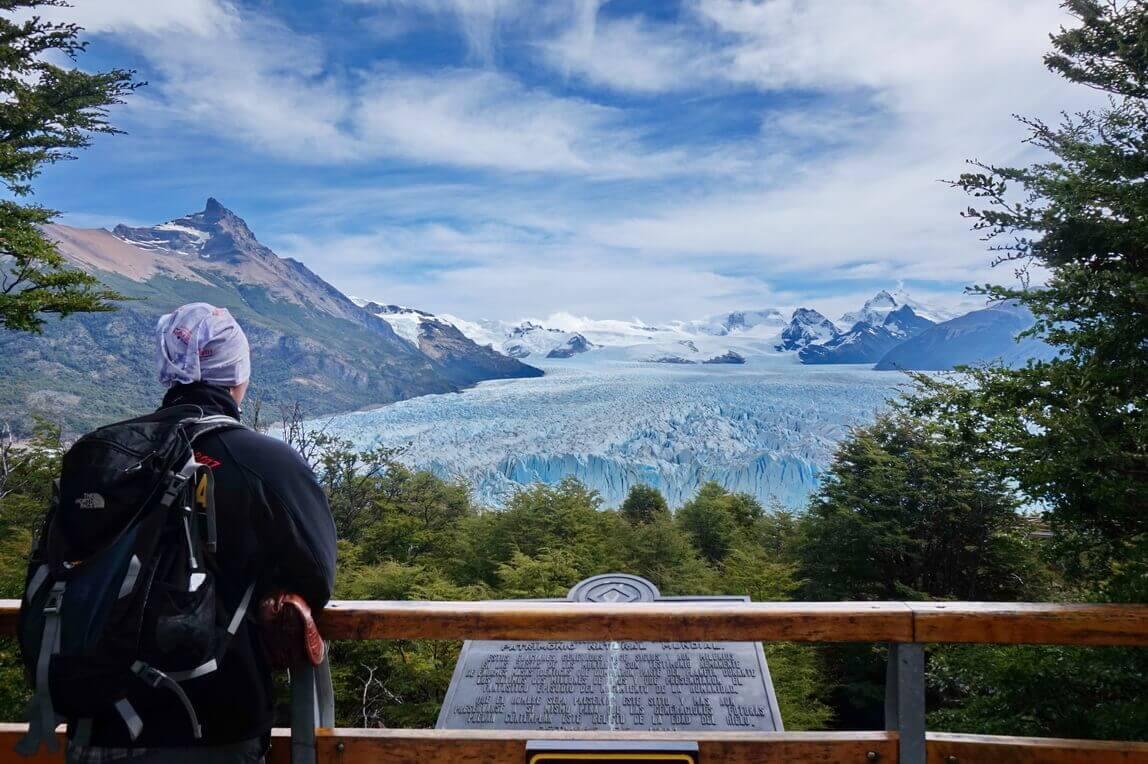 ледник Перито-Морено, аргентинская патагония