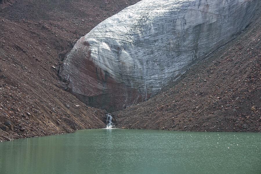 Озеро Маншук Маметовой
