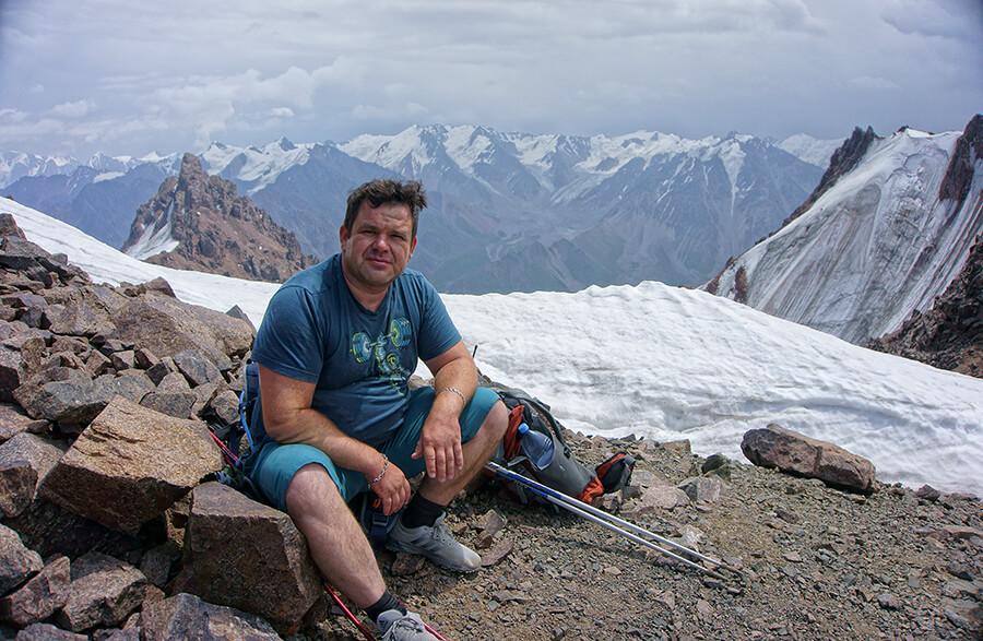 перевал Маншук Маметовой 3950 м