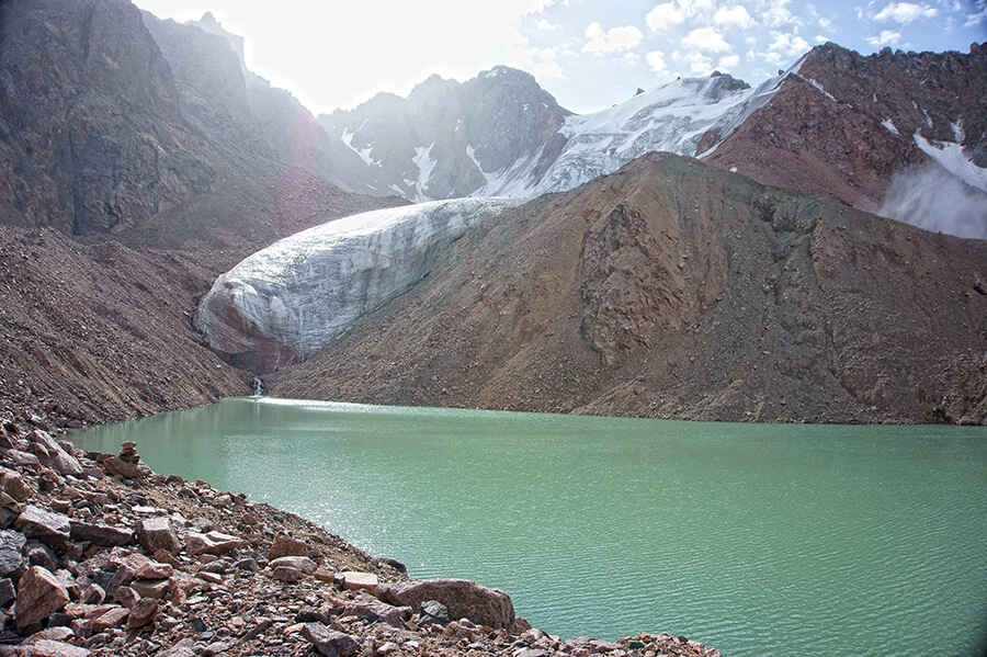Озеро номер 6 или Маншук Маметовой