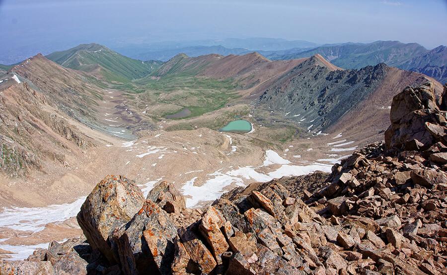 Пик Титова 3871 м